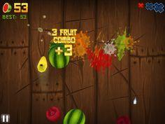 Fruit Ninja App by Halfbrick Studios
