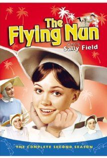 The Flying Nun.  I loved this show, and Sally Field in it!!