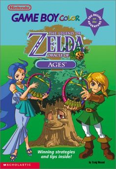 Game Boy Color: The Legend of Zelda: Oracle of Ages « Library User Group