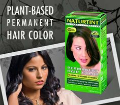 Win a year supply of Naturtint Plant-Based Natural Hair Colorant!