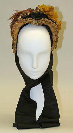 1879-1884 Bonnet