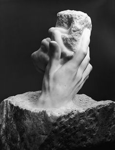 Metropolitan Museum of Art Auguste Rodin (French, 1840–1917). The Hand of God, modeled ca. 1896, this marble executed ca. 1907. The Metropolitan Museum of Art, New York. Gift of Edward D. Adams, 1908 (08.210) #hands #Connections