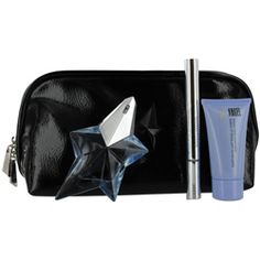 Angel by Thierry Mugler EAU DE PARFUM SPRAY REFILLABLE .8 OZ & BODY LOTION 1 OZ & LIP GLOSS & POUCH www.fragrancenet.com/angel-perfume-gift-sets/thierry-mugler/fragrance/gs/en_US/00103#?utm_source=pinterest_medium=social_pc=pinterest   #FragranceNet