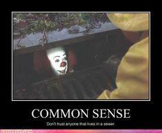 mi terror de infancia: Pennywise the Clown