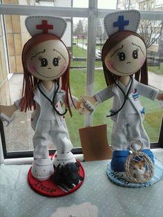 Fofuchas enfermeras