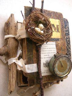 altered book 1 by alexcastroferreira, via Flickr