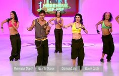 Love these Zumba outfits
