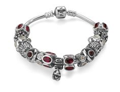 Pandora MOA - Lady in Red Inspiration Bracelet (http://www.pandoramoa.com/lady-in-red-inspiration-bracelet/)