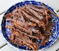 beef jerki, beef jerkey recipe, oven recipes, jerki recip