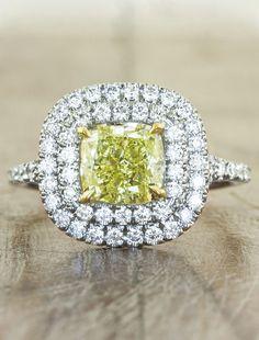 Engagement Rings by Ken & Dana Design