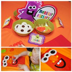 Amanda's Parties TO GO: {Guest Post} Monster Party Tutorials