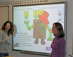 Smartboard resources for math. Are you kidding me? This is great!