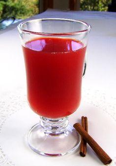 Red Hot Cinnamon Apple Cider