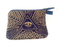 All-Seeing Eye Pouch