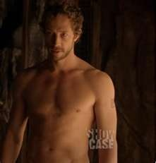 Kris Holden-Ried - Dyson of Lost Girl  Yes Please and Thank You