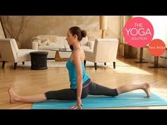 Entire Body Stretch | Intermediate Yoga With Tara Stiles--10 minutes