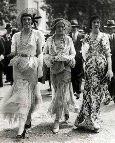 Le mode de Paris de photo des années 1930 par Meurisse