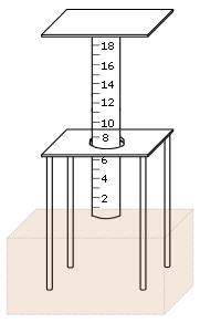 """When you build a structure, you need to know that the ground can hold it. In the """"Solid Ground? Measuring Soil Bearing Capacity"""" #science project, students create a setup to investigate the bearing capacity of different types of soil. [Source: Science Buddies, http://www.sciencebuddies.org/science-fair-projects/project_ideas/CE_p009.shtml?from=Pinterest] #STEM #scienceproject"""