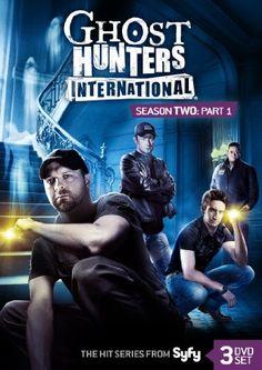 Ghost Hunters International Season 2: Part 1 $16.99
