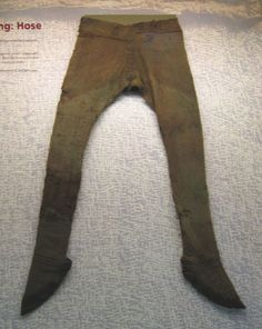 Thorsberg Trousers, 4th century
