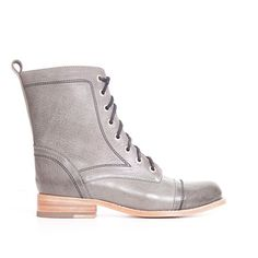 California Boot Women's Gray