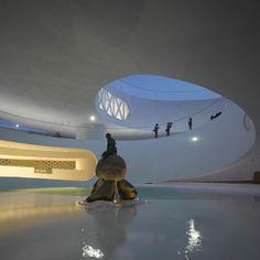 Danish pavilion at Shanghai Expo 2010
