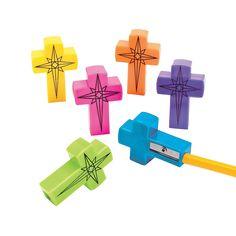 Cross Pencil Sharpeners - OrientalTrading.com
