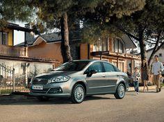 carro novo: Fiat Linea 2014
