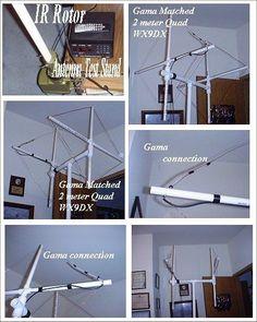 Another Ham Radio Antenna Set-Up