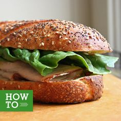 How to Make a To-Go Sandwich -- ROAD TRIP FOOD! YESS...
