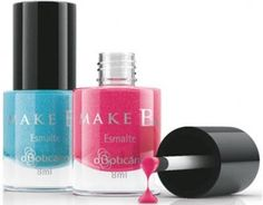 Love pink and blue