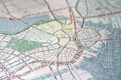 Typographic maps
