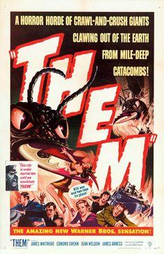 """Them"" Movie Poster"