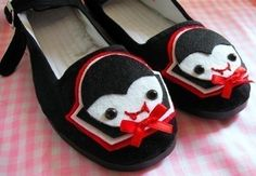 Vampire Shoes !! just brilliant