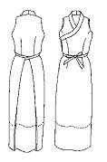 Birch Steet Clothing : The Asian/Oriental Collection / Tibetan Chupa