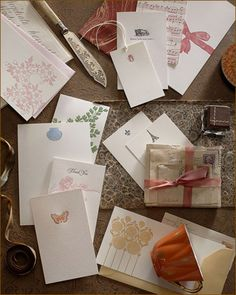 Remember the art of handwritten letters.   http://darlingmagazine.org/remembering-the-art-of-handwritten-notes/