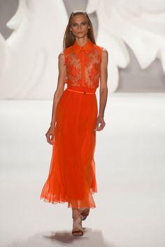#Carolina Herrera Spring New York Fashion Week 2013