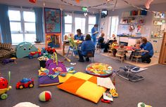 daycare rooms | Decorating ideas for daycare rooms