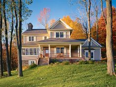 Country House- plans Photo, 027H-0050