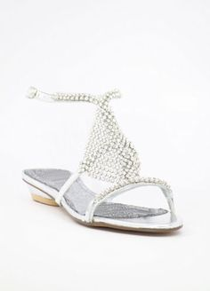 wedding shoes on
