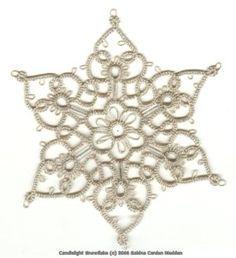 Candlelight Snowflake
