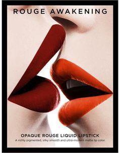 Hourglass Opaque Rouge Liquid Lipstick, fall 2012