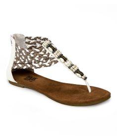 Great Muk Luk Sandals.