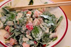 Hemp-gurt Dressing Recipe - Hulled Hemp Seeds