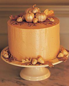 Cake recipes for Fall