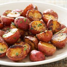 Lemon Potatoes Recipe - Cook's Country