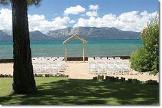 Lake Tahoe. Wedding Destination