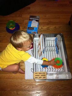 Toddler inspired Practical Life
