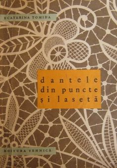 Romanian point lace / Romanian macrame - PDF book 1