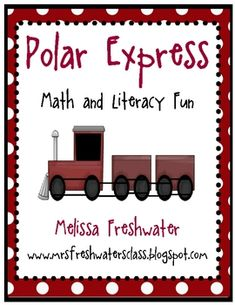 Learning activities for Polar Express. :)